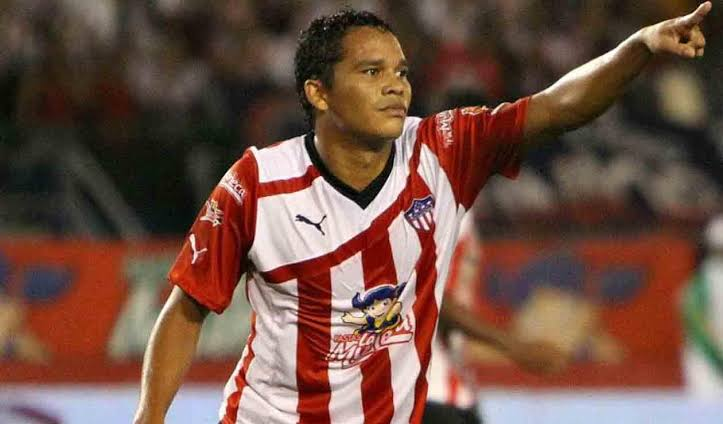 Carlos Bacca Football Players Who Never Played For An Academy