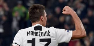 Mario Mandzukic players who wore number 17