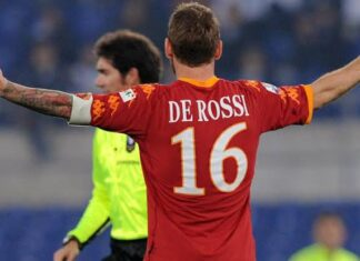 De Rossi Famous Footballers Who Wore The Number 16 Jersey
