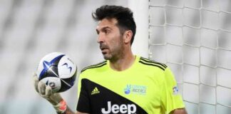 Gianluigi Buffon oldest players still playing football in 2021