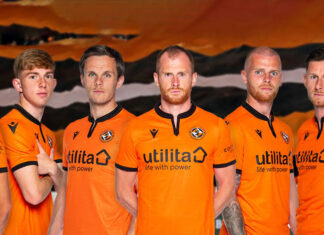 Dundee United Football Teams That Wear Orange