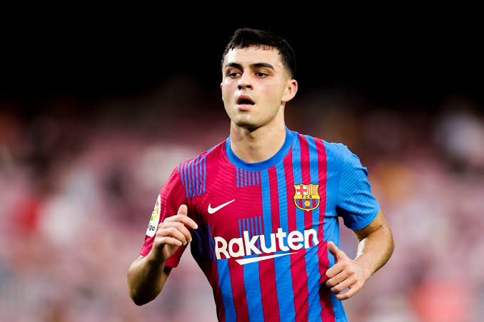 Pedro Champions League 2021/22