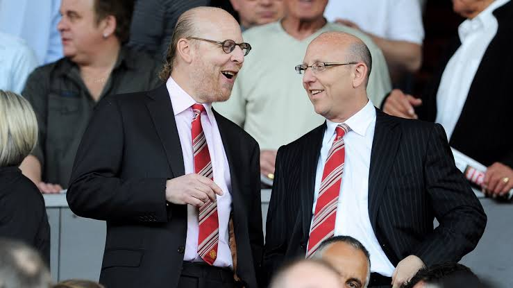 MANCHESTER UNITED THE GLAZERS FAMILY