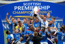 Football facts about Scotland