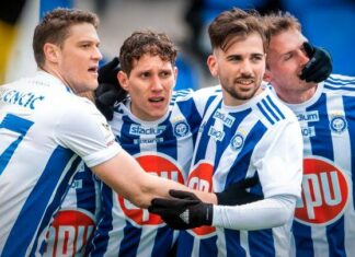 HJK Top Football Clubs in Finland