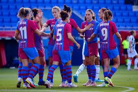 FC Barcelona Femini Top Women's Football Clubs 2021